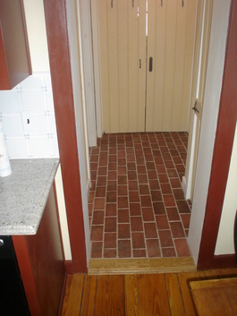 Traditional Antique Inglenook Brick Tiles Thin Brick
