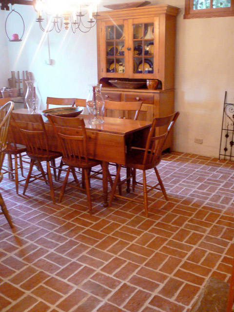 Dining Rooms Inglenook Brick Tiles Brick Pavers Thin