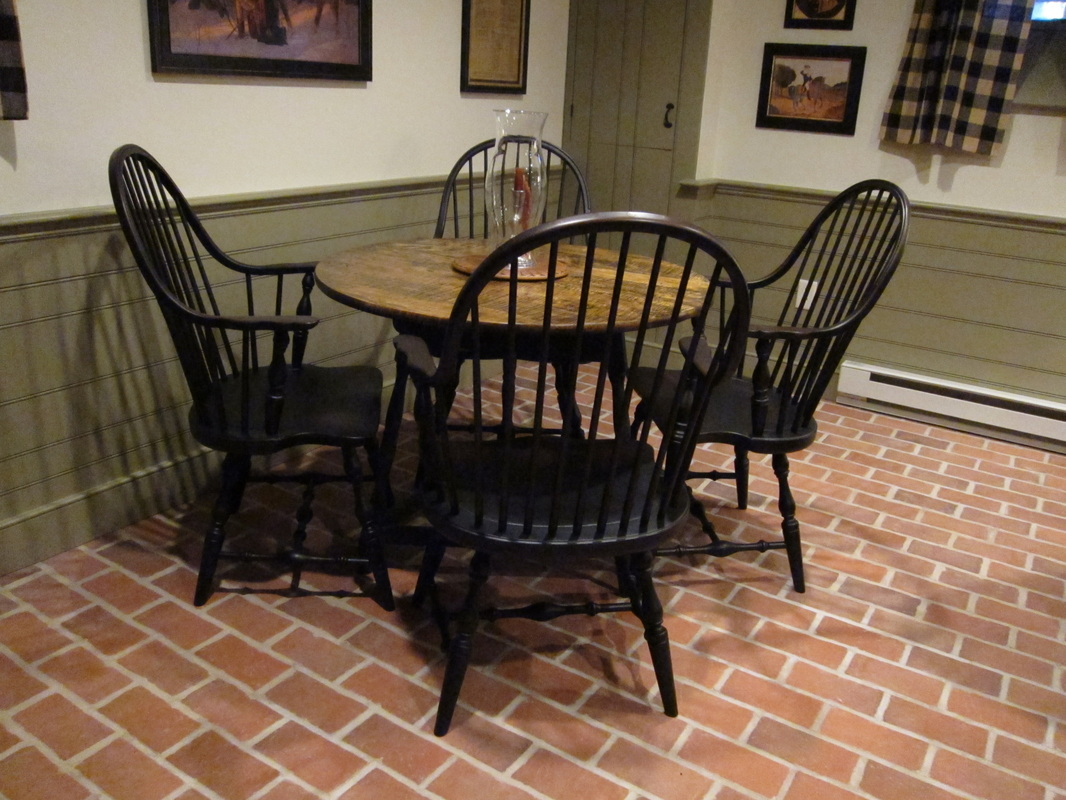 Brick Flooring In Kitchen Dining Rooms Inglenook Brick Tiles Thin Brick Flooring Brick