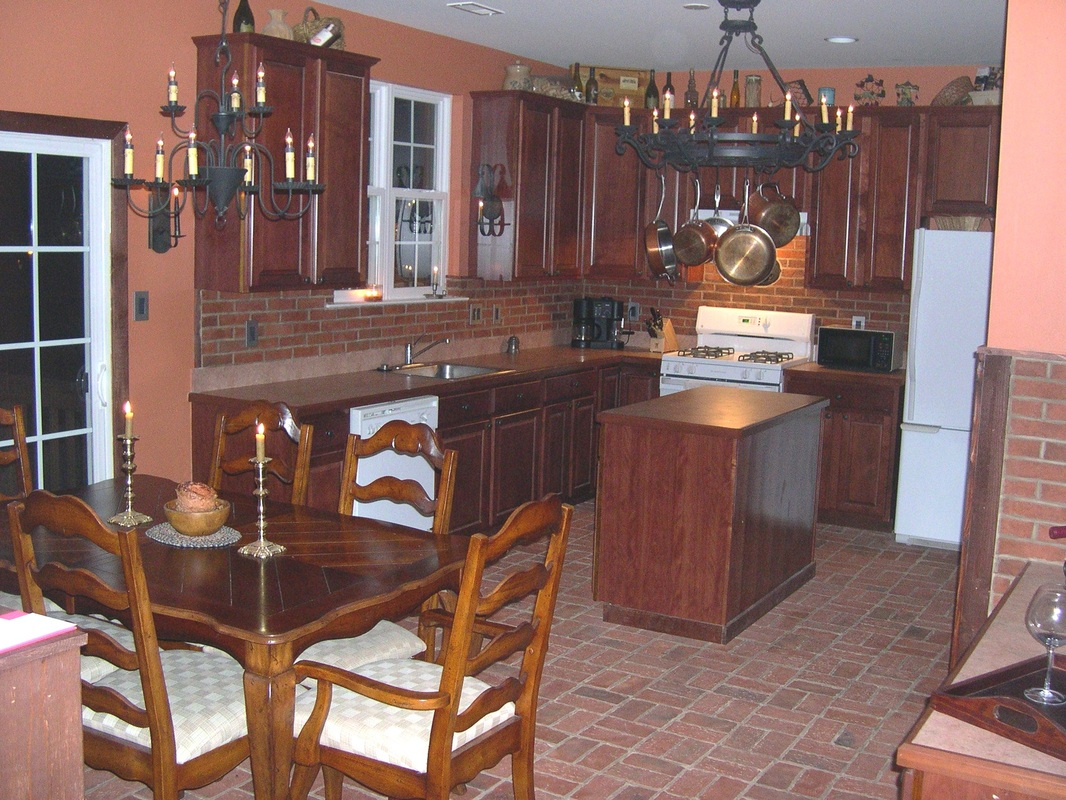 Brick Flooring In Kitchen Walls Ceilings And Fireplaces Inglenook Brick Tiles Thin