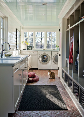 Houzz.com Top 10 Laundry Rooms of 2012