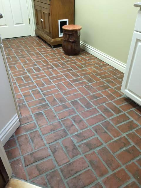 Rutherford Inglenook Brick Tiles Brick Pavers Thin Brick Tile