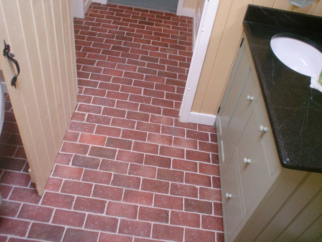 brick inc ratherthanrunning gallery tile portfolio floor