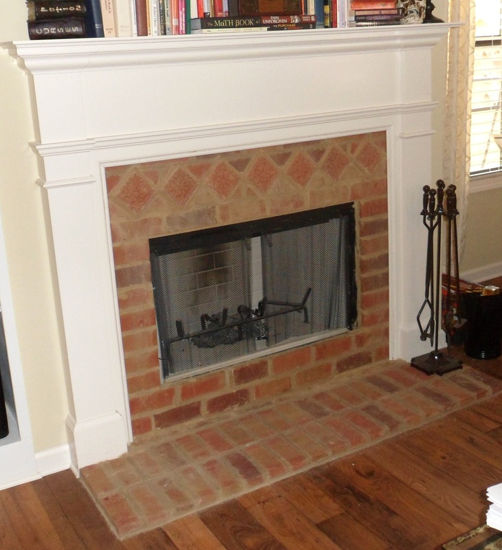 Walls Ceilings And Fireplaces Inglenook Brick Tiles
