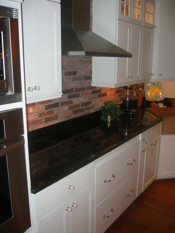 thin brick kitchen backsplash walls ceilings and fireplaces inglenook brick tiles 6097